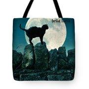 Buona Sera Bella Luna Tote Bag