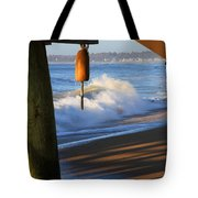Buoy 2 Tote Bag by Michael Mooney