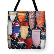 Buoy Nautical Vintage Art Tote Bag