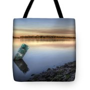 Buoy On The Bank Tote Bag