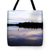 Buoy On The Torch Bayou Tote Bag