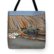 Buoy Spill Tote Bag