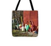Buoys Tote Bag