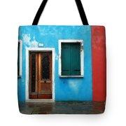 Burano 7 Tote Bag