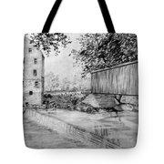 Burfordsville Bridge And Bollinger Mill Tote Bag