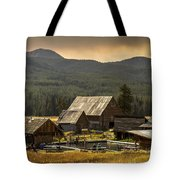 Burgdorf Hot Springs In Idaho Tote Bag