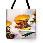 Burger Time Tote Bag