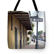 Burgundy And St. Louis Tote Bag