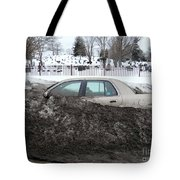 Burial Grounds Tote Bag