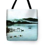 Burin Harbour Tote Bag
