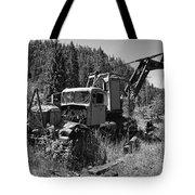 Burke Idaho Logging Truck 2 Tote Bag