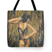Burlesque II Tote Bag