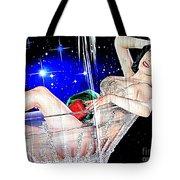 Burlesque Queen Dita Tote Bag