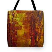 Burn Tote Bag