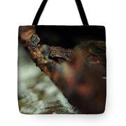 Burn The Sea Tote Bag