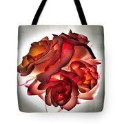 Burning Away Tote Bag