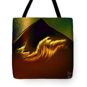 Burning Winds Across The Sahara  Tote Bag