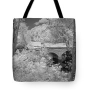 Burnside Bridge 0237 Tote Bag by Guy Whiteley