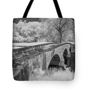 Burnside Bridge 0239 Tote Bag by Guy Whiteley