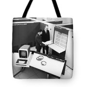Burroughs 6500 Computer System Tote Bag