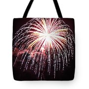 4th Of July Fireworks 9 Tote Bag
