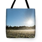Burst Of Sunshine Tote Bag