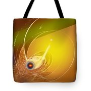 Bursting Forth Tote Bag