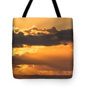 The Trumpet Sound Tote Bag