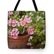 Bursting With Blooms Tote Bag
