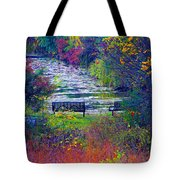 Bursting With Color 2 Tote Bag