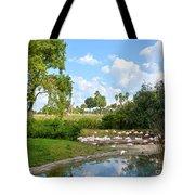 Busch Gardens Savannah Tote Bag