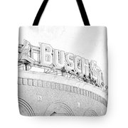 Busch Sta Line Tote Bag