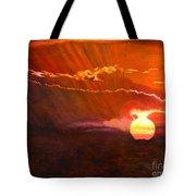 Bushveld Sunset Tote Bag