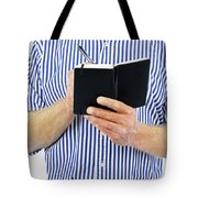 Business Appointment Tote Bag