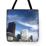 Business Architecture Tote Bag