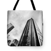 Business Architecture Skyscrapers In London Uk Tote Bag