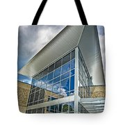 Business Building Tote Bag