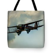 Business Class Travel In The 1930s Tote Bag