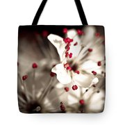 Business Is Blooming Tote Bag