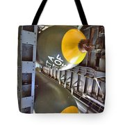 Business Of The Mission Tote Bag