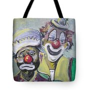 Business Partners Tote Bag