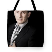 Business Portraits Tote Bag
