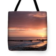 Busselton Sunrise Tote Bag
