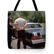 Busted Tote Bag