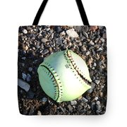 Busted Stitches Tote Bag