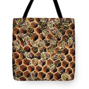 Busy Bee 2 Tote Bag