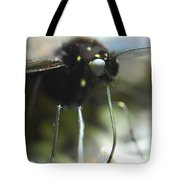 Busy Butterfly Tote Bag