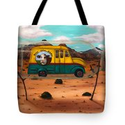 Busy Cow Dairy Edit 3 Tote Bag