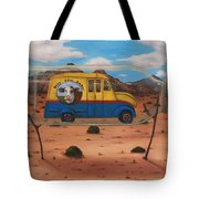 Busy Cow Dairy Edit 4 Tote Bag