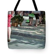 Busy Legs Busy Bodies Tote Bag